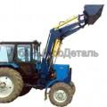 ПБМ-800-0 Погрузчик быстромонтируемый с ковшом ПБМ-800-2